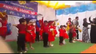 IVY INTERNATIONAL PRE SCHOOL SHRIVARDHAN
