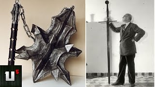 5 Most Brutal & Intimidating Historical Weapons