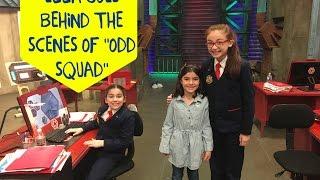 Episode 7: Ella goes behind the scenes of Odd Squad