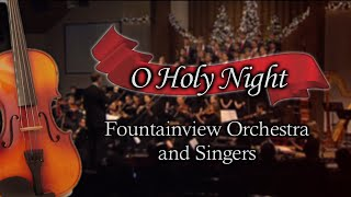 2014 Fountainview Academy Christmas Concert