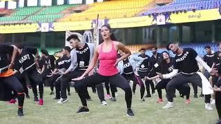 Katrina Kaif's hot dance on the oldies and new songs of Tiger Zinda Hai