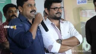 Actor Dileep at Nadirsha