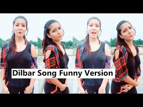 Xxx Mp4 Dilbar Song Funny Musically Mera Chain Kho Gaya Hai Satyameva Jayate Nora Fatehi Neha Kakkar 3gp Sex