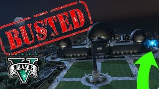 GTA 5 Satellite Mystery Solved Galileo Observatory Busted!