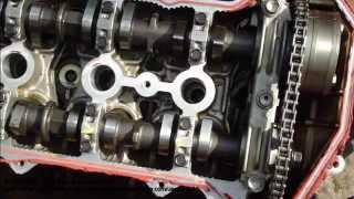How to do valve gap and clearance check VVT-i engine Toyota Corolla / Matrix