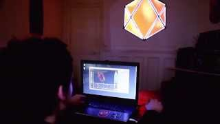 HeavyM - Ready-to-use projection mapping tool