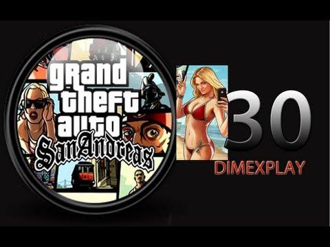 A jugar GTA san andreas parte 30 FOTOS XXX