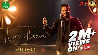 7UP Madras Gig - Season 2 - Nee Illama Video | Ghibran