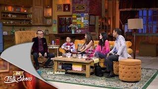 Ini Talk Show 13 Maret 2015 Part 3/5 - Nadia Vega, Ardina Rasti, Tarzan, Keisha Alvaro
