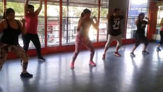 Kuarto de Empregada [Você Subia] - Coreografía FIT DANCE (Clases de Axé en #YamaArteEnMovimiento)