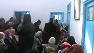 قافلة طبية بمركز رعاية الطفل والأسرة بسليمان.mp4