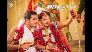 Best Indian Hindu Wedding Film In Kolkata ( Bengali) | Tamal & titly | Cinematic Wedding 2018  |4k