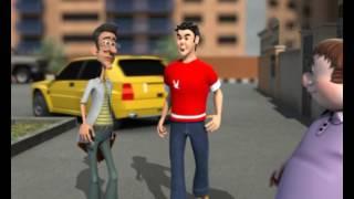 انیمیشن مخابرات قسمت سوم