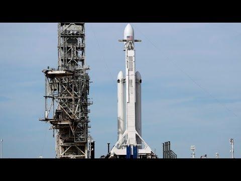 Xxx Mp4 SpaceX Falcon Heavy Launch 3gp Sex