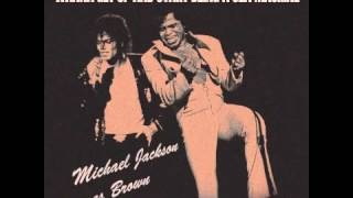 Michael Jackson vs James Brown: Wanna Get Up And Start Being A Sex Machine (Mashup)
