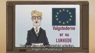 VOTEMAN clip sexy violent et censuré danois traduit en français