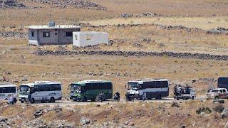 قوات الحكومة السورية تقترب من حدود هضبة الجولان بعد توغل جديد في القنيطرة…