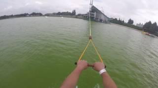 saut en wakeboard