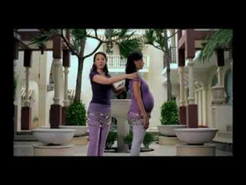 PRENAGEN Belly Dance Part 1