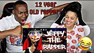 SML MOVIE: JEFFY THE RAPPER REACTION!