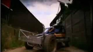 Fifth Gear Jason Crump v Tiff Needel, Speedway Bike Vs the Car