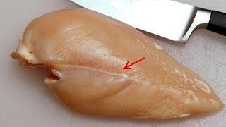 Hati Hati, Jangan Makan Daging Ayam Yang Ada Garis Ini