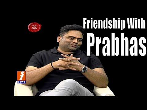 Xxx Mp4 Vamsi Paidipally About Friendship With Prabhas And Debut With Munna Secret Of Success INews 3gp Sex