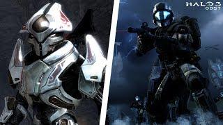 Por esta razón NO hay Elites en Halo 3: ODST