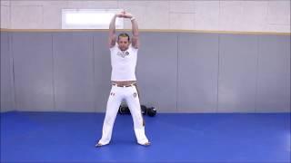 capoeira - Aula Básica iniciante 2