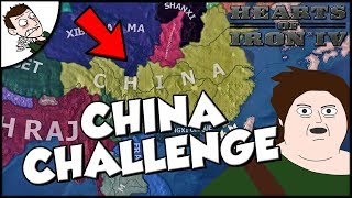 China Tries to Defeat Japan Challenge Hearts of Iron 4 HOI4 Road to 56 Mod