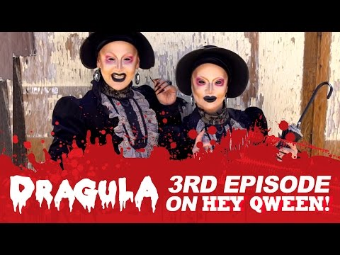 """The Boulet Brothers' DRAGULA: Episode 3: Search for the World's First Drag Supermonster""""!"""