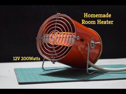 Xxx Mp4 How To Make Room Heater Homemade DC Fan Heater 3gp Sex