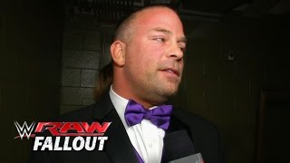 Extreme Surprise - Raw Fallout - December 8, 2014