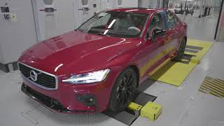 Volvo S60 (2019) Ready to fight Audi A4