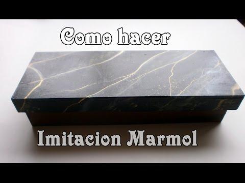 Hagalo usted mismo imitacion vidoemo for Como hacer marmol