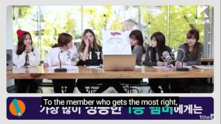 APink Plays Sing-The-Song Game