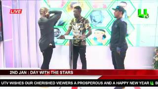 Kweku Manu hosts Ephraim and Donzy on UTV