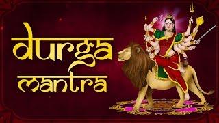 Sarva Mangala Mangalye | Durga Mantra by Suresh Wadkar | 108 Times