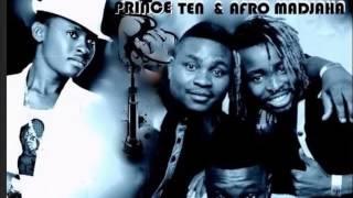 Prince Ten Feat.  Afro Madjaha -  Cojolo (Audio)