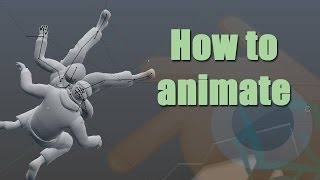 Blender Tutorial How to Animate