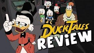 DuckTales Premiere - REVIEW