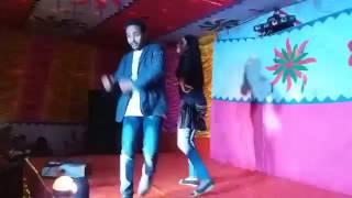 Bangladeshi gaye holud hot dance performance