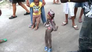 Puppets Show in Dominican Republic Dance