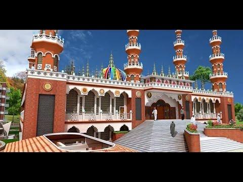 201 Gombuj Masjid 201 Domes Mosque In Gopalpur Tangail Bangladesh