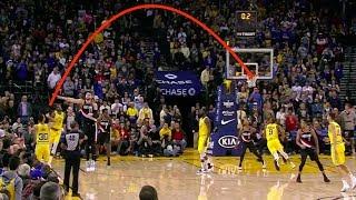 "NBA ""Accidental"" Shots!"