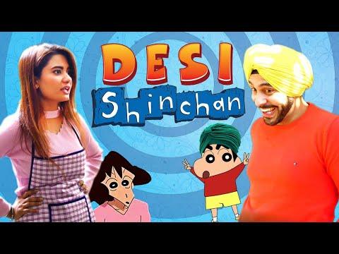 Xxx Mp4 Desi Shinchan If Shinchan Was Punjabi SahibNoor Singh 3gp Sex
