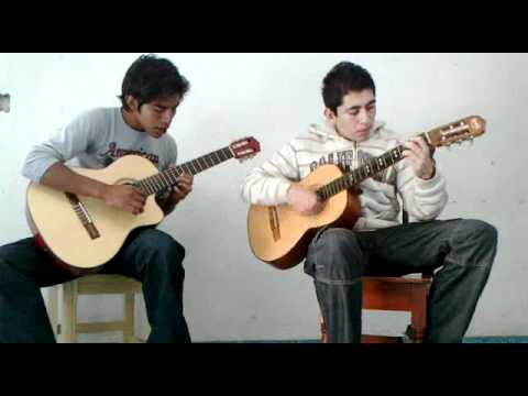 tu forma de ser en guitarra
