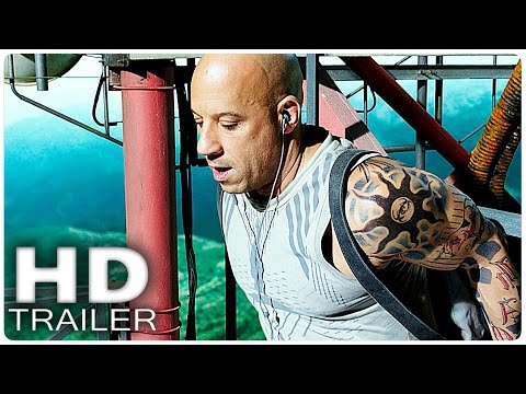 xXx 3: RETURN OF XANDER CAGE Alle Trailer + Clips German Deutsch | Vin Diesel Filme 2017