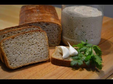 Хлеб на закваске как сделать