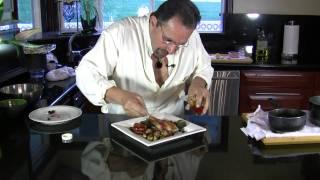Persian food   How to cook Fish (Mahi) Part 2